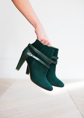 Cool Fall  Ankle Boots