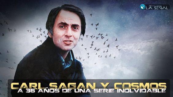 Carl Sagan: a 36 años de la serie Cosmos