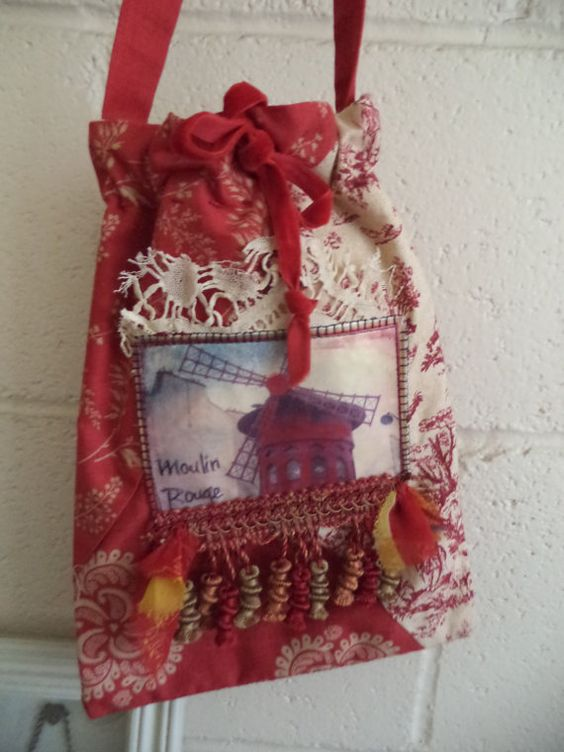 market cabaret bag by Lilla on Etsy