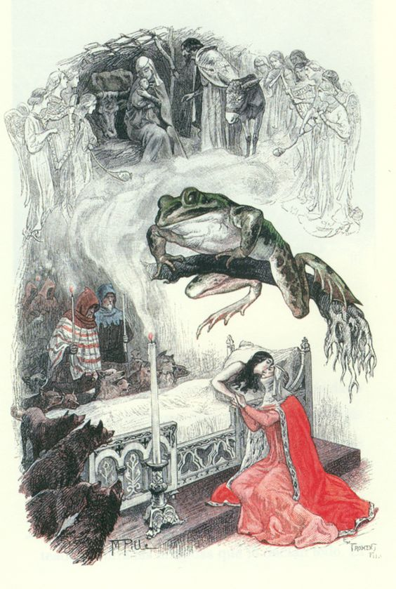 Illustration by Marcel Pille in original edition of 'La Mandragore' by Jean Lorrain. My translation, 'The Mandrake' has been published in The Belmont Story Review (no illustrations, unfortunately). A Spanish translation was published in 2015, with the original illustrations. Ilustración de Marcel Pille para la obra La Mandrágora, de Jean Lorraine.: