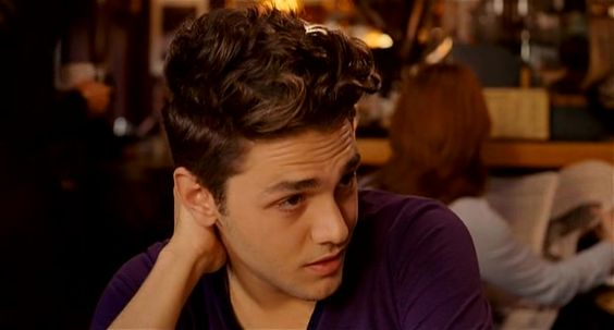 Xavier Dolan in Les Amours imaginaires. I'm going to make a movie where I'm gorgeous in every shot.