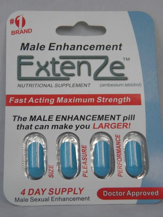 does extenze really work pictures