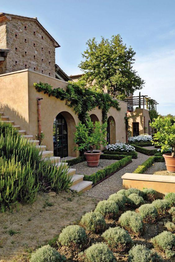 Rustic Garden By Countess Angelika Bolza And Monika Apponyi And