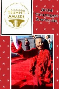 Coverage of the 2014 Trumpet Awards!