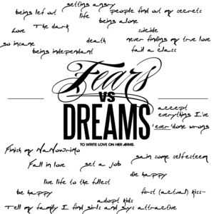 fears vs dreams