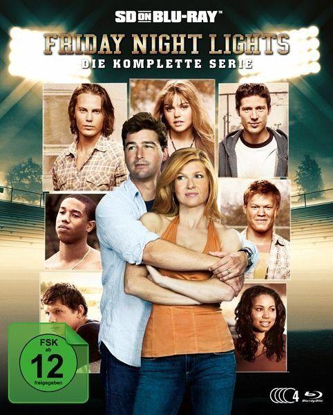 Blu Ray Friday Night Lights Die Komplette Serie Friday Night Lights Blu Ray The Interview