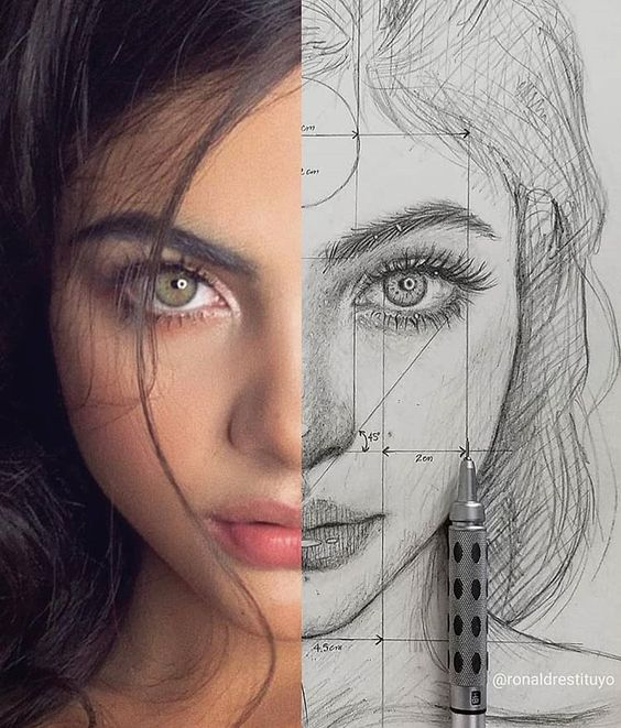 "Ronald Restituyo på Instagram: ""Follow me 👉@ronaldrestituyo!👈 For more!🙌 Art & Reference! Comment your favorites!❤️ #ronaldrestituyo #art"""
