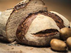 Kartoffelbrot - Brot Rezept | BrotBackKunst