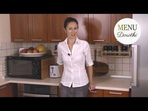 Kanal Kulinarny Menu Dorotki Youtube Menu Chef