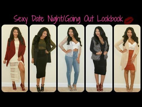 Mommies Still Have It! Inexpensive Sexy Date Night Going Out Lookbook +GIVEAWAY - YouTube