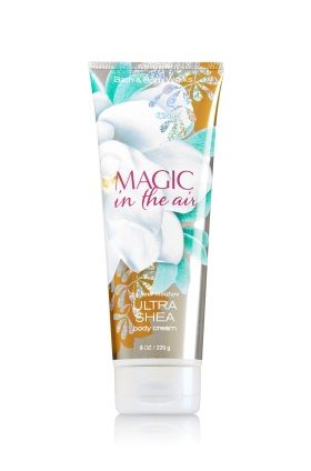 Magic in the Air Ultra Shea Body Cream - Signature Collection - Bath & Body Works