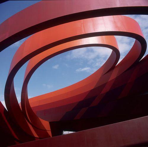 Design Museum by Ron Arad / Holon, Israel