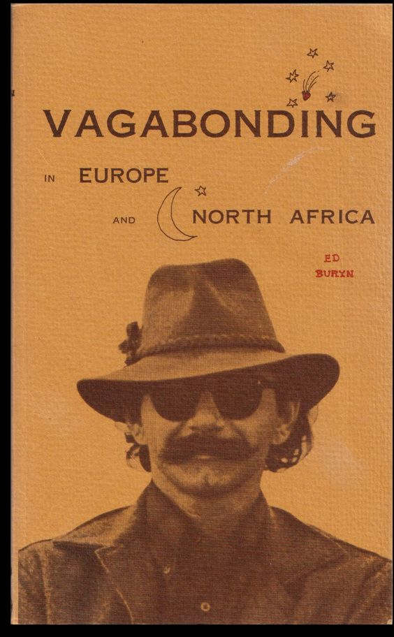 After my own heart: Vagabonding
