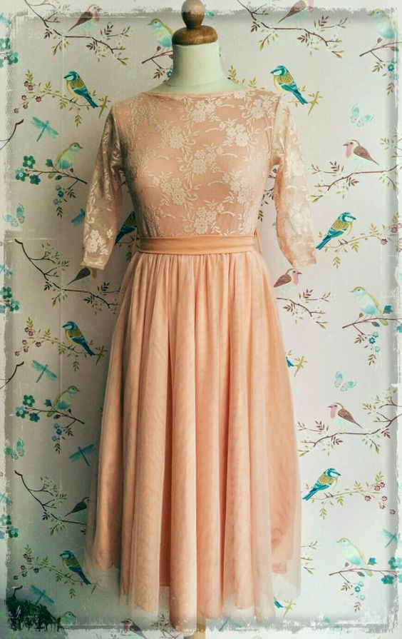 Our new romantic tulle dress collection for this Autumn-Winter ... love the fabric
