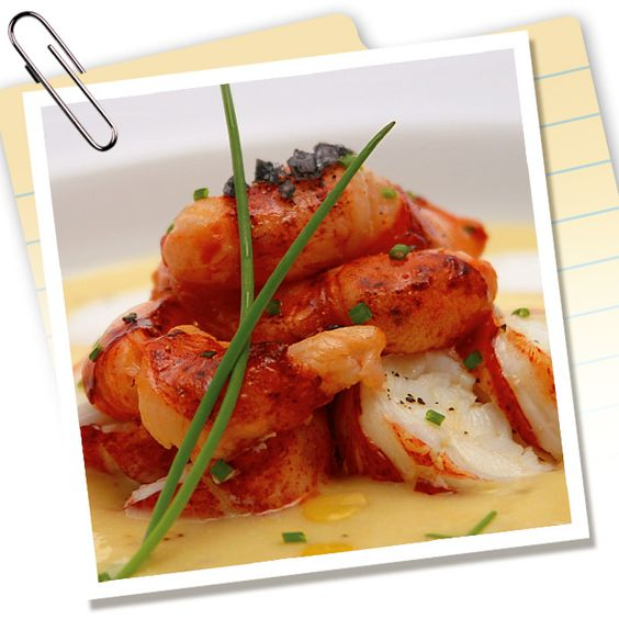 Butter Poached Lobster | Lobster Recipes & More ...