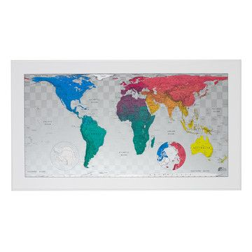 Future Map Magnetic 196x100