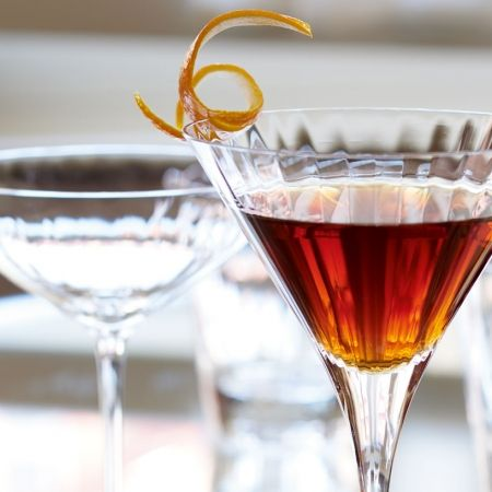 Christmas Drinks Party Ideas Chiltern Firehouse Ni The Clic Tail Gets Given A Little Twist