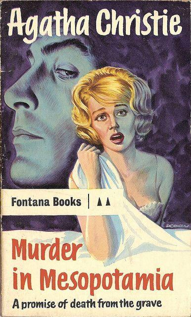 Murder in Mesopotamia - Agatha Christie