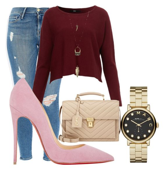 """""""Fall Casual"""" by chardline-chanel-faiteau on Polyvore"""