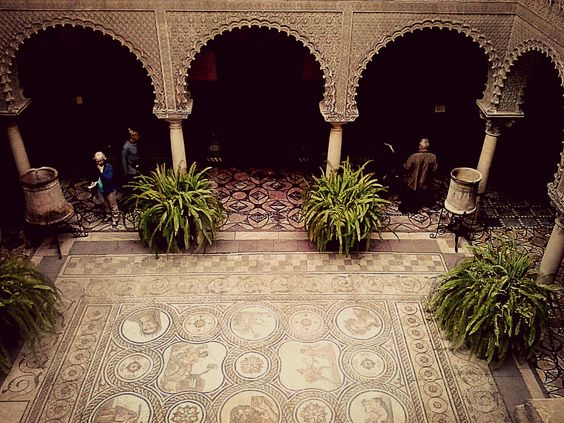 Palacio de Lebrija.