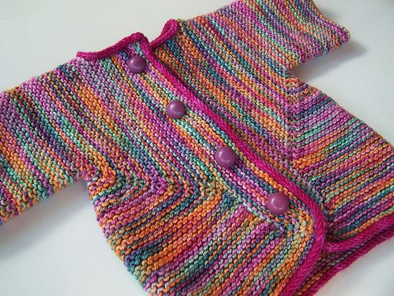 Elizabeth Zimmerman Free Knitting Patterns : Jackets, Babies and Little babies on Pinterest