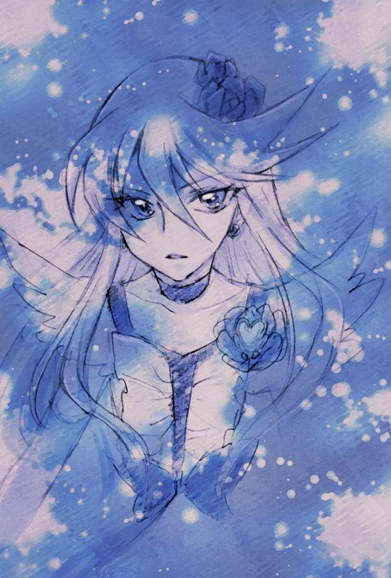 cure moonlight おしゃれまとめの人気アイデア pinterest beauty light プリキュア イラスト イラスト 魔法少女