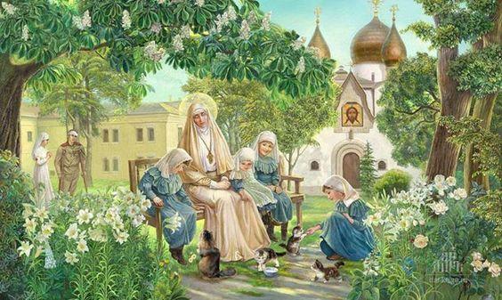 Saint Elizabeth, the Great Duchess of Russia