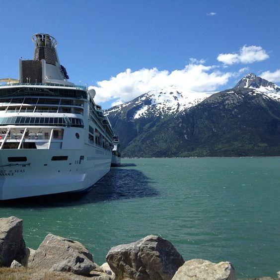 Rhapsody in stunning Skagway, Alaska.