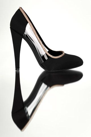 Fall 2013 Giambattista Valli shoes