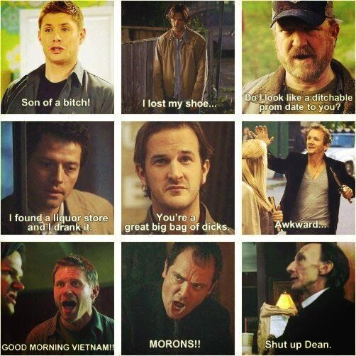 Good Morning Vietnam Line : Liquor store and supernatural quotes on pinterest