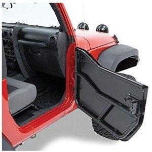 Bestop Black Element Door Enclosure Panels For Element Doors Jeep Wrangler Doors Jeep Wrangler Jeep
