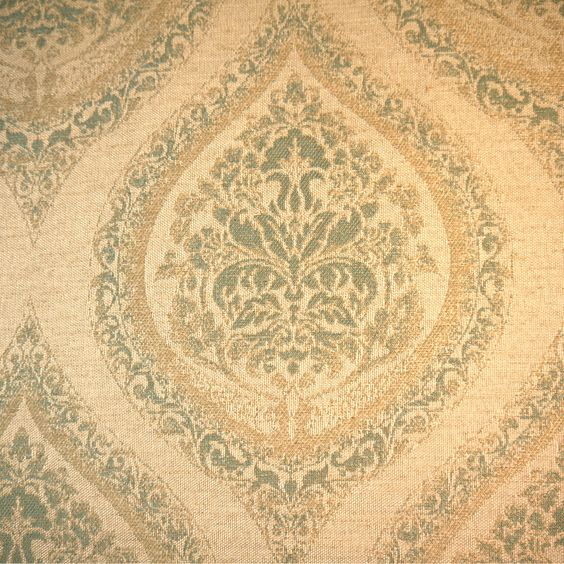 master bedroom Broach – Seafoam | The Fabric House