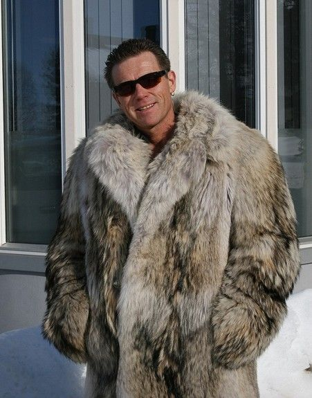 Men Fur Coats For Sale - Coat Nj