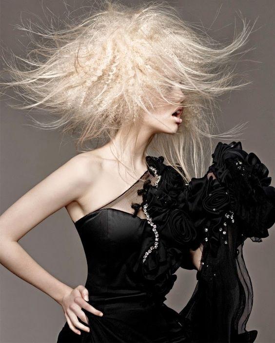Studio B Hair & Make-up: Looks ultra modernos