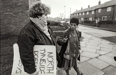 Photographs from the Meadowell Estate 80s/90s