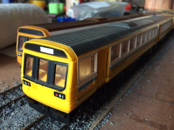 142 020 in Regional Rail by Hornby  Acquired from friend on Faceb00k 04/10/16