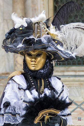 Venitian Mask Carnival Venezia | por philippe.romeo01