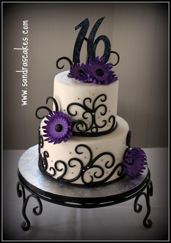 Sandra's Cakes : Jessie's Sweet Sixteen1
