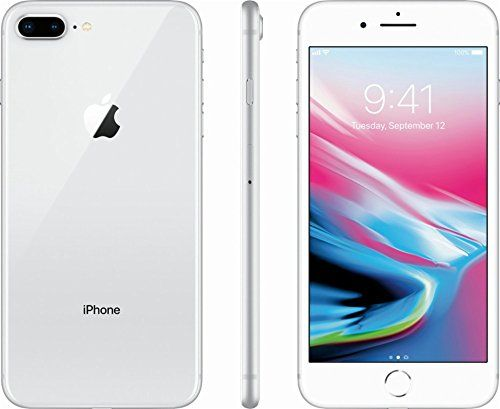 Apple Iphone 8 Plus 256gb Silver Fully Unlocked Renewed Cellphonetek Com Top Selections Of Cell Phones Accessories Iphone Iphone 8 Plus Apple Iphone