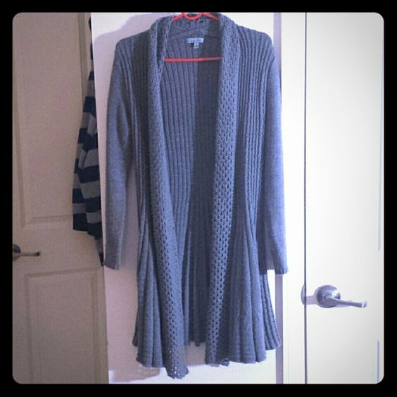 Cardigan Good Condition. Brand is Olivia Sky. I bought this from Marshalls or TjMaxx Free People Sweaters Cardigans