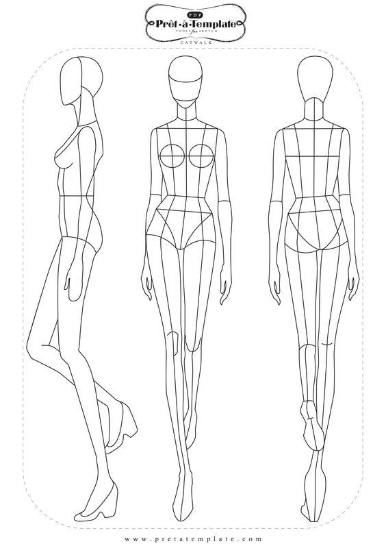 Fashion Templates Fashion App Pret -à- Template (Available on the Apple Store) www.pretatemplate.com