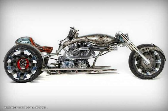 PJD Gods of War Trike