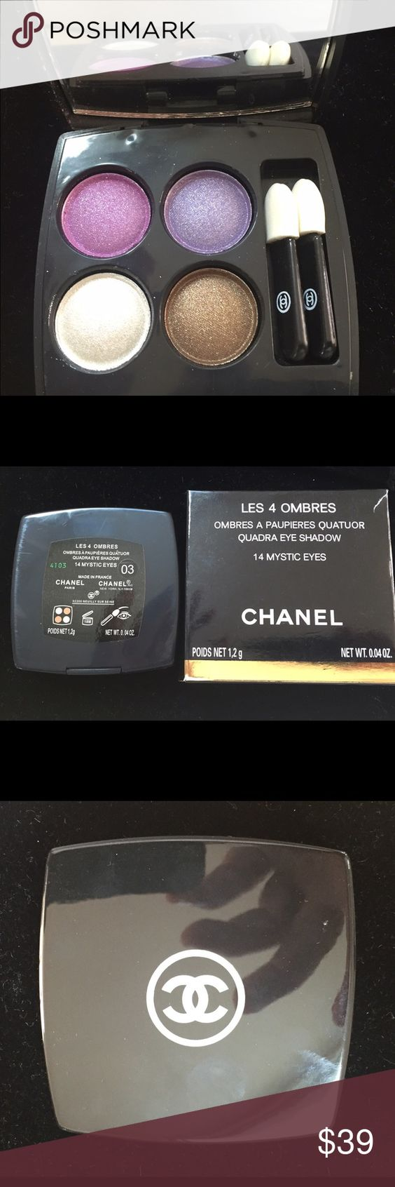 CHANEL EYESHADOW #03 BRAND NEW EYESHADOW #3 CHANEL CHANEL Makeup Eyeshadow