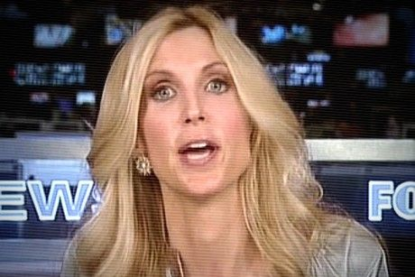 Fordham head blasts Ann Coulter...event is cancelled by college republicans.