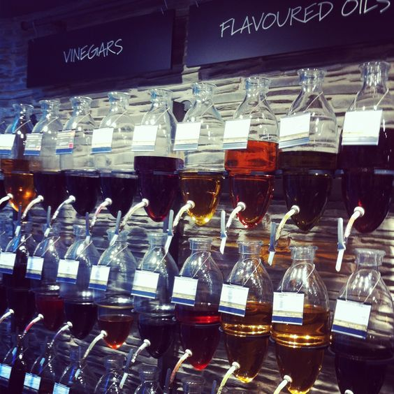Oils & vinegar @ Antwerp