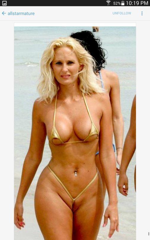 Milf Micro Bikini