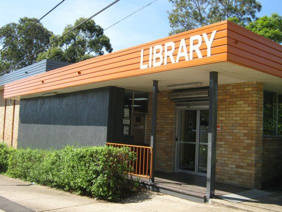 Carlingford Library - a branch of the Hills Shire Library Service