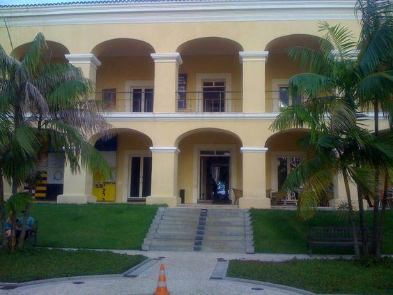 Casa da 11 janelas , Belém,PA, Brazil