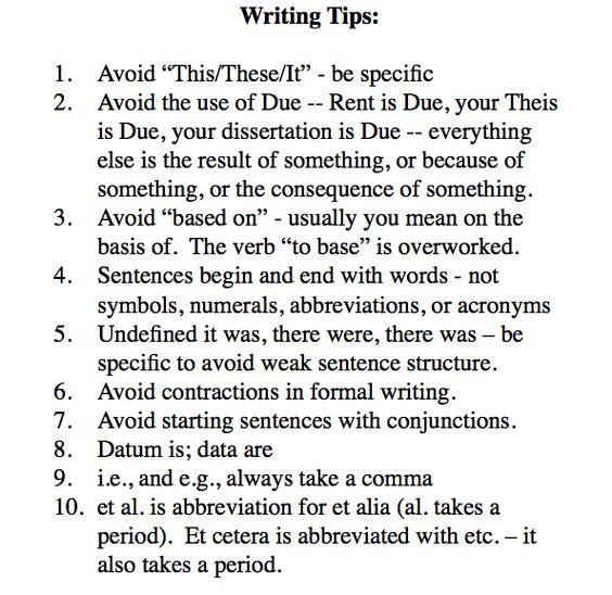 thesis dissertation help