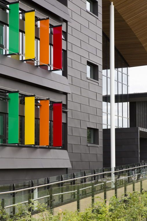 University Of Cambridge Maxwell Centre Uk By Building Design Partnership Bdp Installer All Metal Roofing Copyrig Arquitetura Moderna Arquitetura Moderno